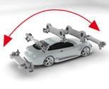 TORKFLÄKTAR. Jetmunstycken som drivs av 4 motorer, separata sidofläktar med fotoceller som styr fläktarna. Dubbla takfläktar med fotoceller som följer bilens kontur. Takfläktar med tiltsystem som ger bättre torkresultatet genom att vinkla munstyckena upp till 30 grader.