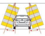 OPTI FLEX. Sidoborstarna känner av formen på fordonets sidor och vinklas för att nå optimalt tvättresultat.